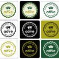 AOVE Creación de Logotipo y Manual de Identidad